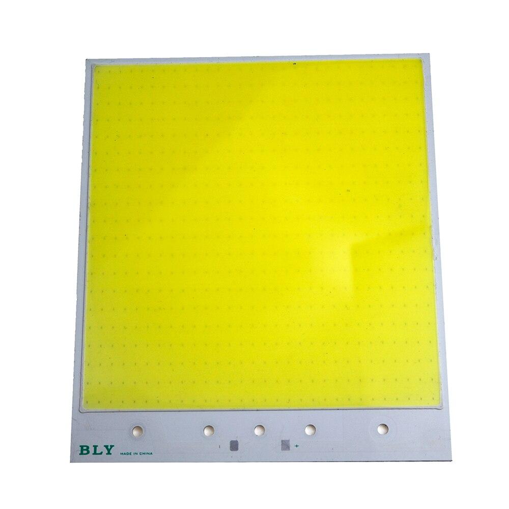 300W 12V 14V Ultra Bright COB LED White Strip  Light Lamp Source Chip Big Size L210MMx180MM Lighting Project 2000ma For DIY
