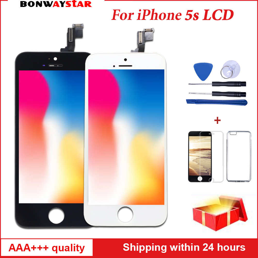 Lcd-Display Replacement A1530-Screen A1453 A1518 iPhone 5s Digitizer Assembly Lcd-Touch-Panel