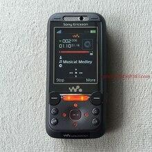 Refurbished จัดส่งฟรี Sony Ericsson W850 บลูทูธโทรศัพท์มือถือ 2.0MP ปลดล็อก W850i โทรศัพท์มือถือ