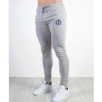 Fashion 2017 Newest Pants Men Gyms Clothing Men Joggers Pantalon Homme The High Quality Professional Bodybuilding