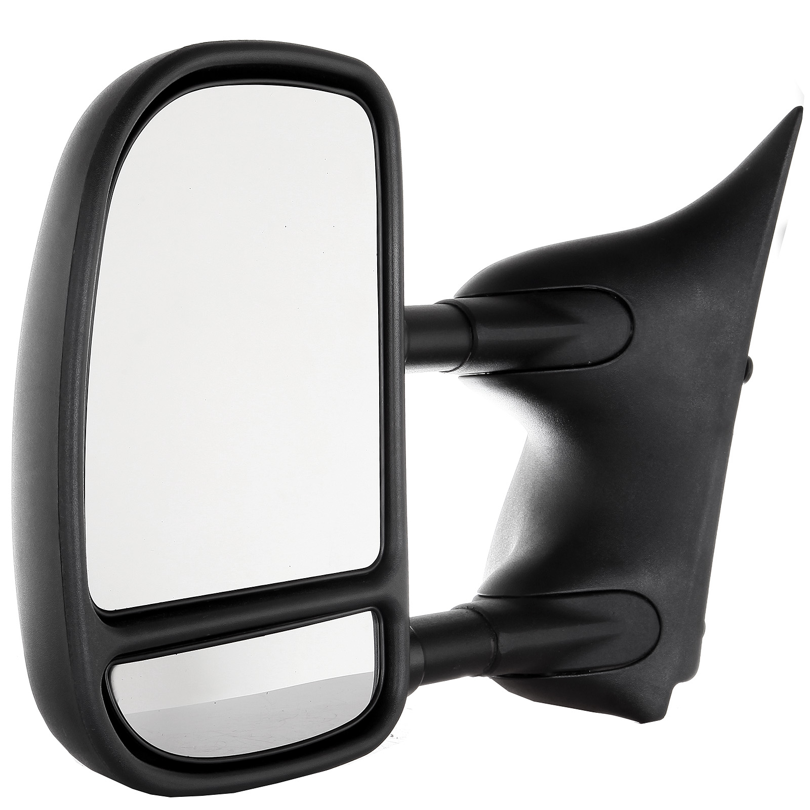 1999-2016 Ford F250 F350 F450 F550 Super Duty Manual Towing Side Mirrors Pair