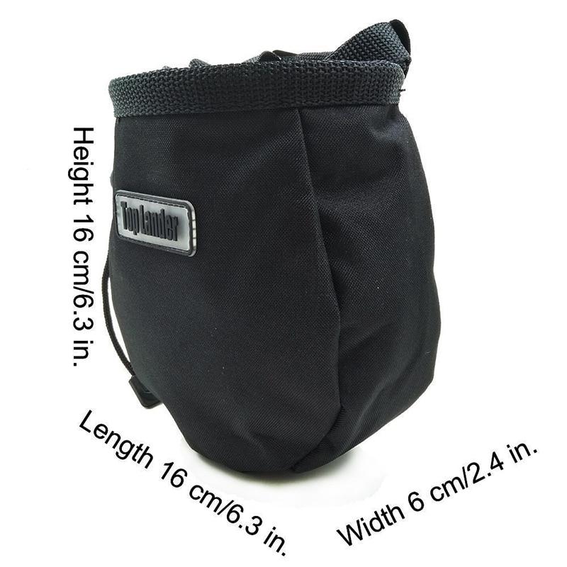 Kugla za uspinjanje od gipsa s pojasom i zatvaračem za džep za - Kampiranje i planinarenje - Foto 2