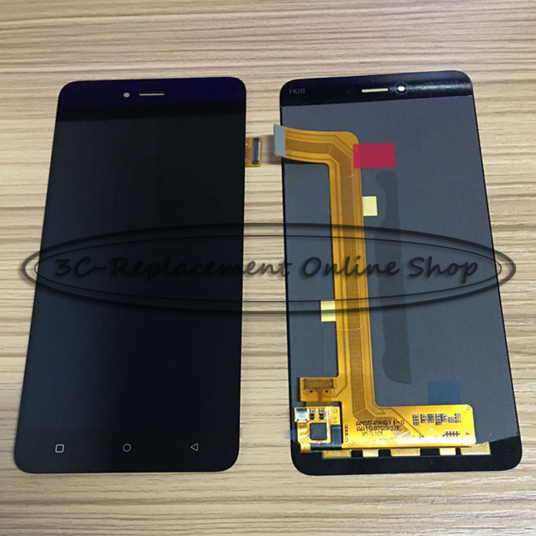 White Gold 100 Tested For BLU Vivo 5 V0050UU LCD Display Touch Screen Perfect Repair Parts