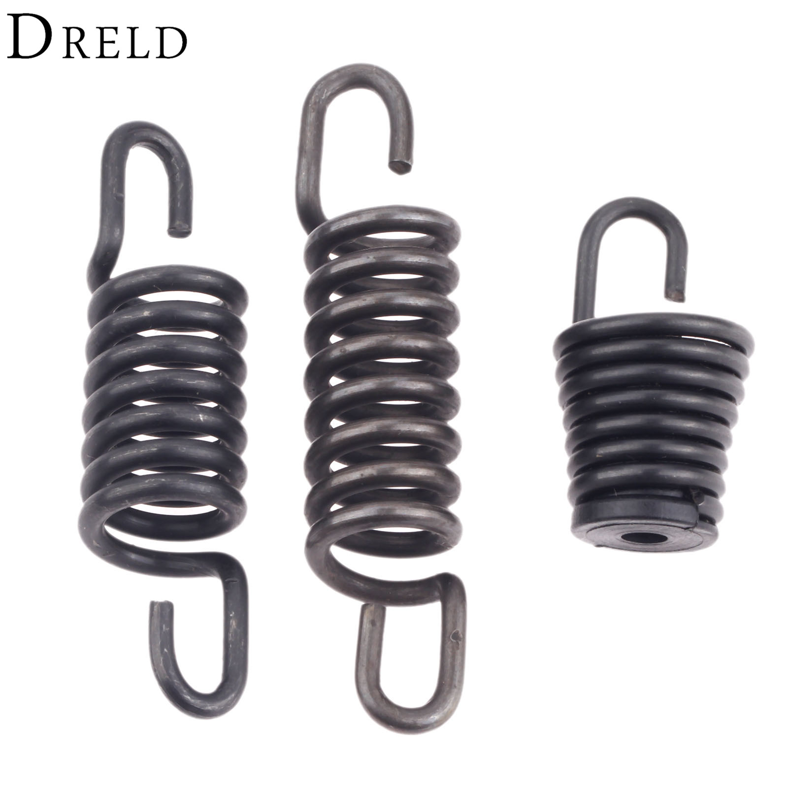 DRELD 3Pcs/set Chainsaw AV SPRING MOUNT SET TO FIT FOR PARTNER CHAINSAW 350 351 370 371 390 420 Garden Power Tools