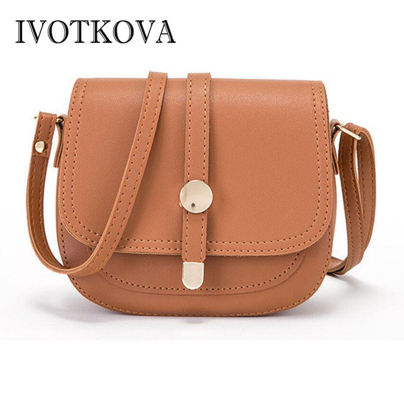 IVOTKOVA Brand Design Women's Soft Leather Handbags High Quality Female Shoulder Bag Fashion Women Messenger Bag Purses bolsa high quality women s handbags fashion manual violin bag women purses unilateral oblique bag support drop shipping