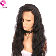 Eva Hair Lace Front Human Hair Wigs Pre Plucked Body Wave Brazilian Remy Hair Lace Wigs With Baby Hair For Black Women