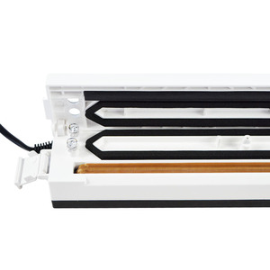 Image 5 - Food Vacuum Sealer Machine Thuis Voedsel Sealer Saver Keuken Vacuüm Verpakking Machine Film Contanier Inclusief 15Pcs Gratis Tassen