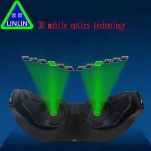 Image 5 - LINLIN Kablosuz şarj göz koruma enstrüman, 3D yeşil ışık görüş kurtarma eğitim enstrüman, EMS darbe göz masajı.