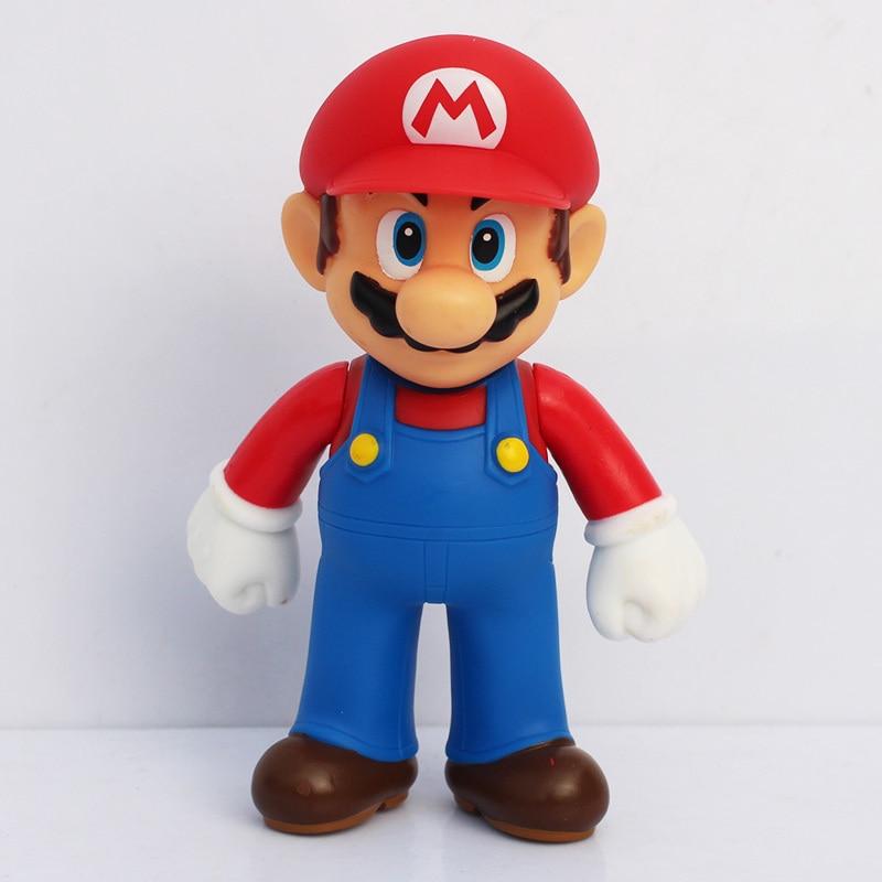 Action Figure Super Mario Bros 1