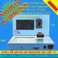 IP BOX NAVI PLUS Pro3000 Box Chip Programmer 64bit 32bit 2 In 1 4 5 6Plus