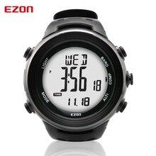 EZON электронные часы пару часов альпинизм спортивные часы высокой температуры мониторинга Хронограф мужские Часы