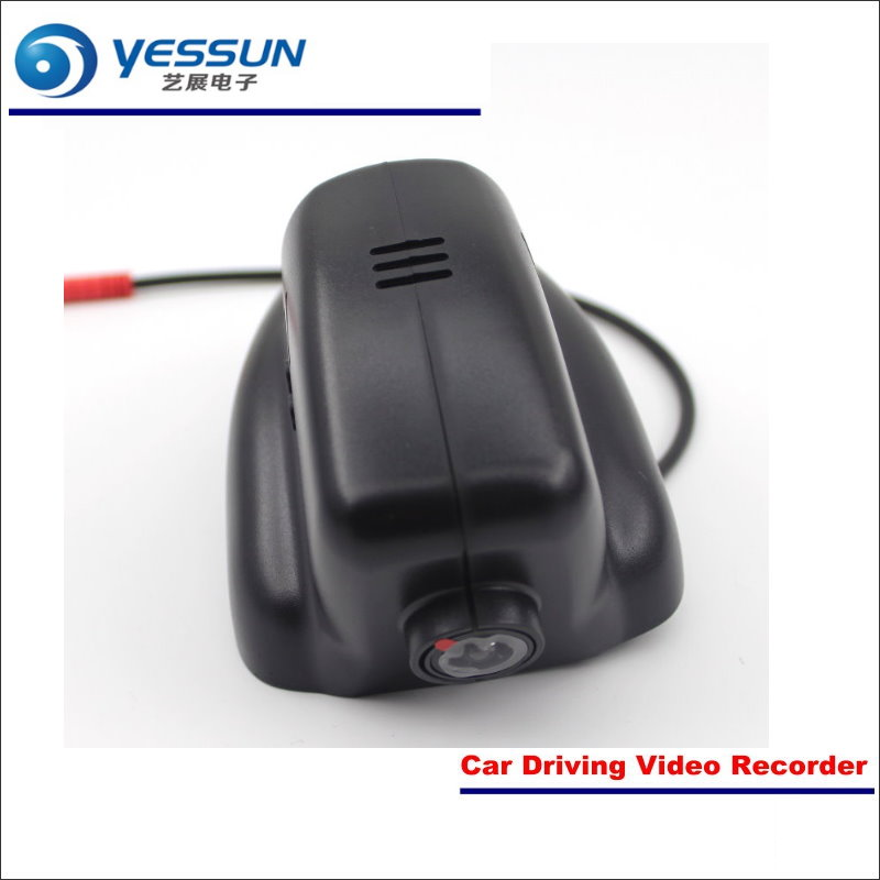 YESSUN Car DVR Driving Video Recorder For Land For Rover Freelander 2 Front Camera Black Box Dash Cam Play 1080P WIFI Phone APP цена 2017