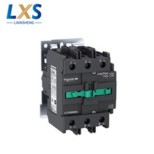цена на Schneider AC Contactor LC1-E EasyPact TVS Series 80A Triode AC110V AC220V Contactor LC1E80M5N LC1E80F5N
