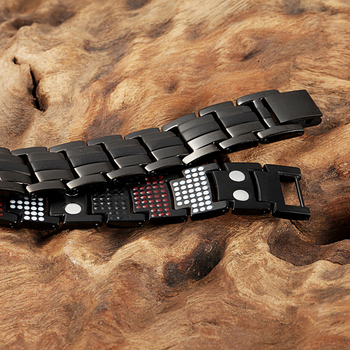 HTB1f2.OmL9TBuNjy0Fcq6zeiFXav.jpg 350x350 - RainSo 2019 Fashion Titanium Bracelets & Bangles For Women Men Trendy Simple Generous Jewelry OTB-216  charm bracelets