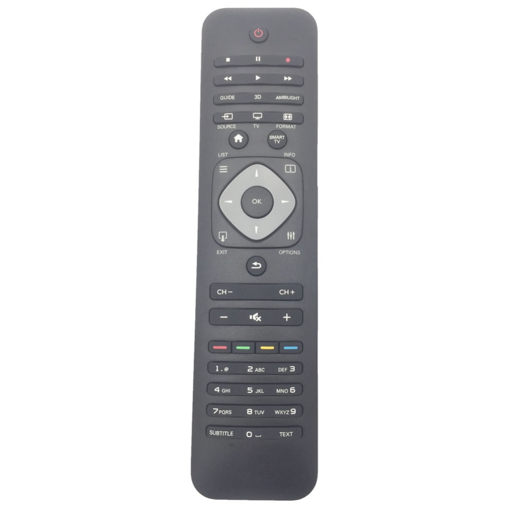 YKF319-001V3 Remote Control 2242 549 90636 For Philips Smart 6000 series Smart LEDTV 60PFL6008K/12 with keyboard : 91lifestyle