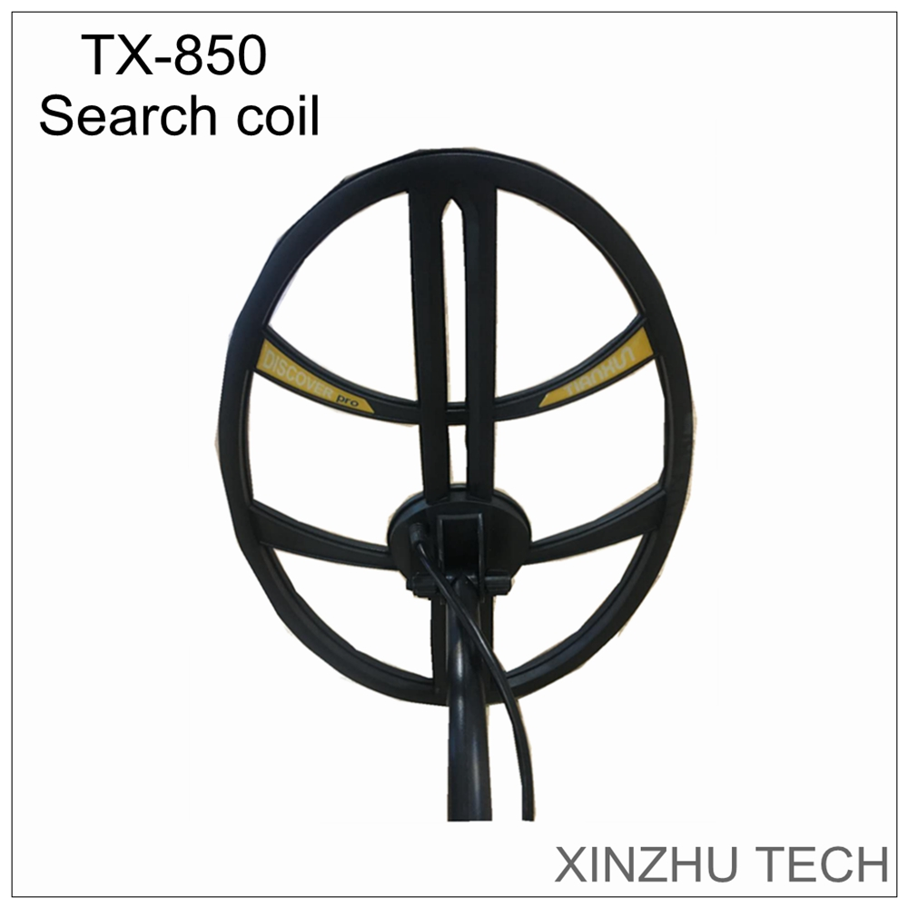TX 850 Metal Detector Search Coil 12inch 15inch TX850 Professional Underground Gold Detector