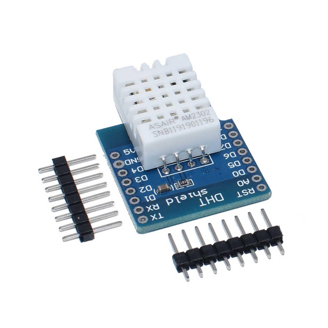1 ESP8266 D1 Mini carte de développement WiFi Pro NodeMcu WS2812 RGB DHT11 DHT22 AM2302 relais DS18B20 BMP180 moteur pour kit de bricolage WeMos