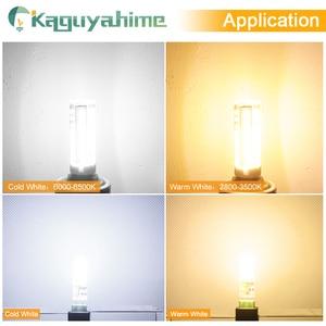 Image 5 - Kaguyahime 5PCS/LOT LED G9 G4 E14 Lamp bulb Dimmable bulb 3w 5w 9w AC 220V DC 12V SMD2835 COB G4 LED G9 Lamp Replace Halogen