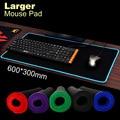 Мода Комфорт XL Большой Размер Коврик Для Мыши 600*300*3 мм Запирающий Край Gaming Edition Коврик Коврик Для Компьютерной Мыши геймер Игровой Коврик