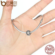 925 Sterling Silver Vintage A to T Charms Bracelets