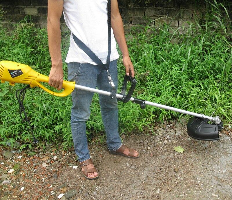220v motor plug in lawn mower garden
