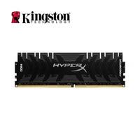 HyperX kingston Технология Predator черный 8 ГБ DDR4 3000 мГц Оперативная память игровой памяти CL15 1,35 В DIMM (288 pin) XMP HX430C15PB3/16