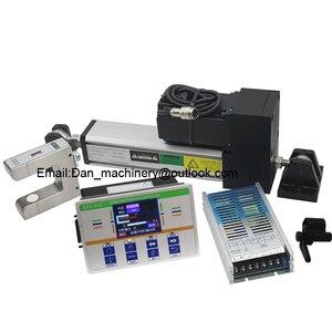 Управление положением края веб-направляющая система с ультразвуковым датчиком и сервоприводом контроллер/контроллер коррекции EPC-A12