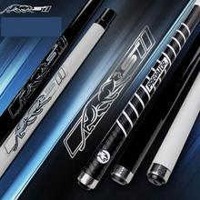 New Arrival PR Billiard Pool Stick Cues 11.5mm 13mm Tip Nine Balls Black 8  Kit Durable Professional China 2019