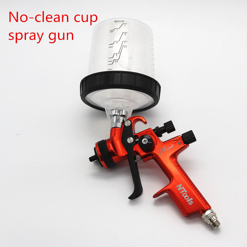 2019 New Professional Car Repair Paint Spray Guns 1.3mm Nozzle Hvlp4000b/5000bspray Gun For Painting Car Aerografo Paint Sprayer Power Tools