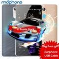Original LEAGOO M8 Smartphone 3G 5.7inch 1280*720 MTK6580A Quad Core 2GB+16GB  Freeme OS 6.0 13.0MP+8.0MP 3500mAh Mobile Phone
