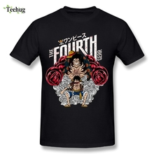 Awesome Mens Luffy T-shirt Quality O-neck Design Short Sleeve T Shirt