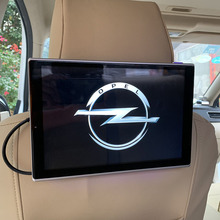 2PCS 11.8 Inch Screen LCD Android 7.1 Car Headrest Monitor DVD +AV Player with Cable kit Pillow For Opel Mokka