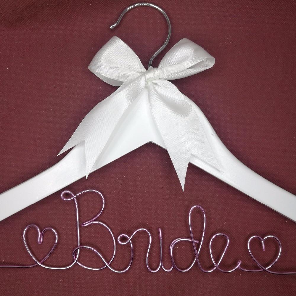 Personalisierte Hochzeit Aufhänger, brautjungfer geschenke, name ...