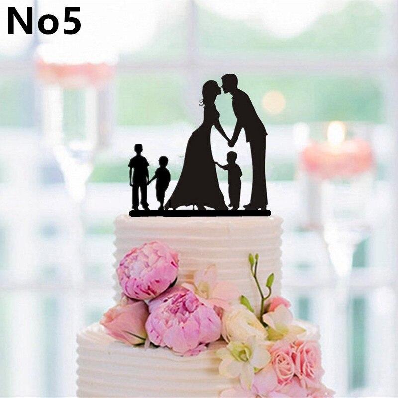 casamento bolo topper noiva e noivo casal