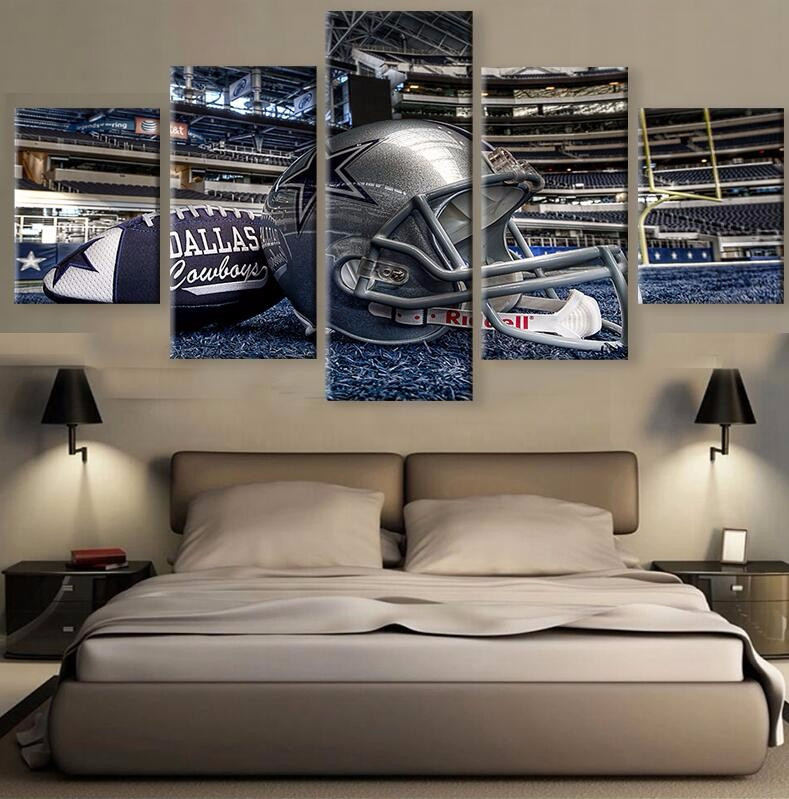 Dallas Cowboys Living Room Set