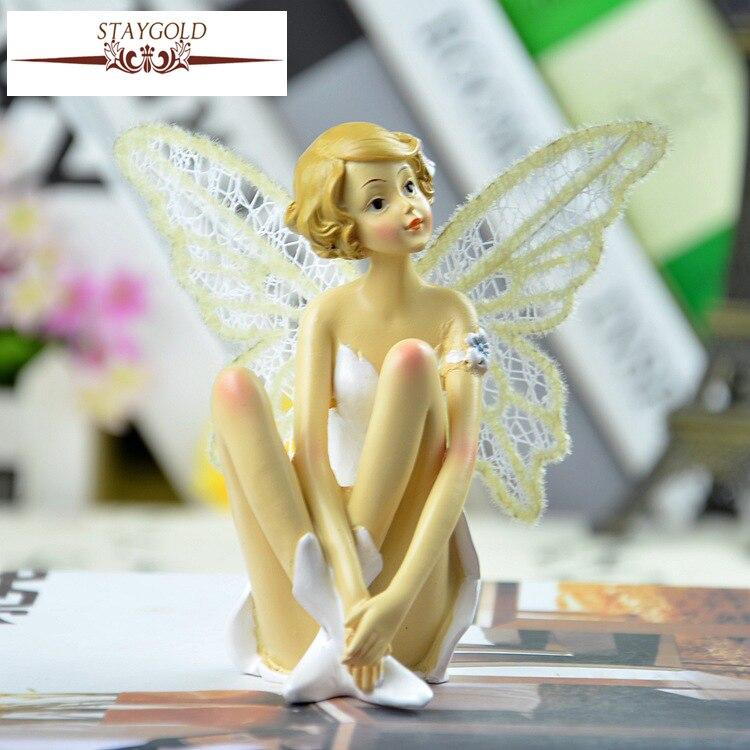 Әдемі қыз Kawaii Сыйлықтары Angel Garden - Үйдің декоры - фото 3