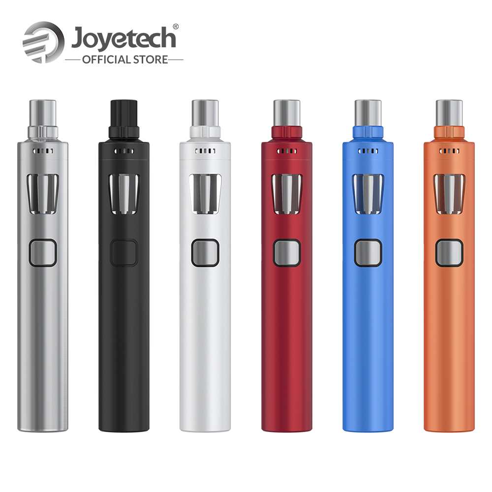Original Joyetech eGo AIO Pro Kit With 2300mAh Built in Battery 4ml Tank 0.5/0.6ohm BF SS316 Coil All-in-One E Cigarettes