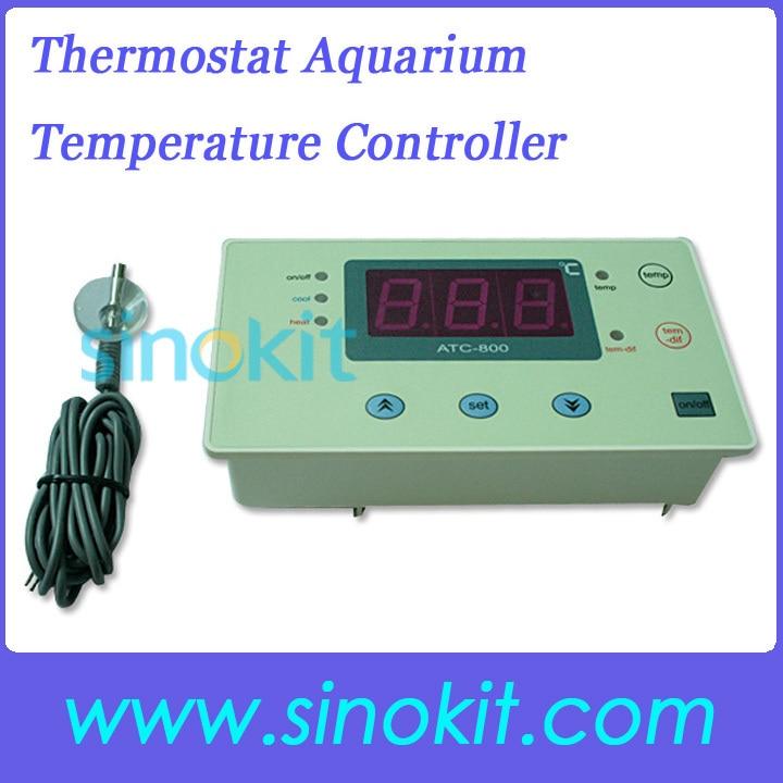 Free Shipping Digital Thermostat Aquarium Temperature Controller ATC-800 aamir sarwar and sherwan asif camel ratings application