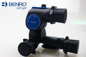 Image 3 - Benro プロ 3 方法ギアボックスモーターギヤードドライブ三脚ヘッド GD3WH