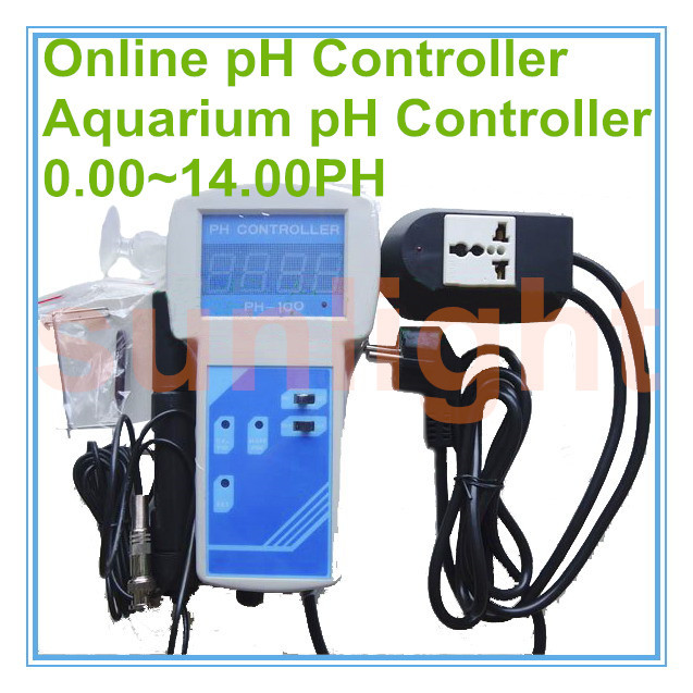 Aquarium Controller 10 Steps With Pictures: Aquarium On Line PH Controller With 3.50~10.50PH
