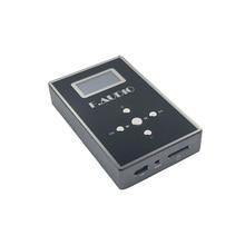 F. S1 Áudio Lossless Leitor de Música MP3 DIY Modo DSD HiFi Music Player Do Carro Do Bluetooth 4.0 display OLED