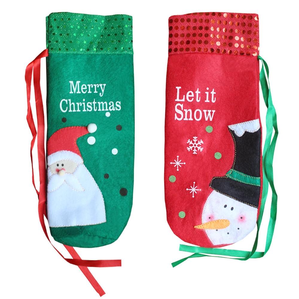 2019 Year Merry Christmas Gift Bags Christmas gifts For Home New Year Navidad