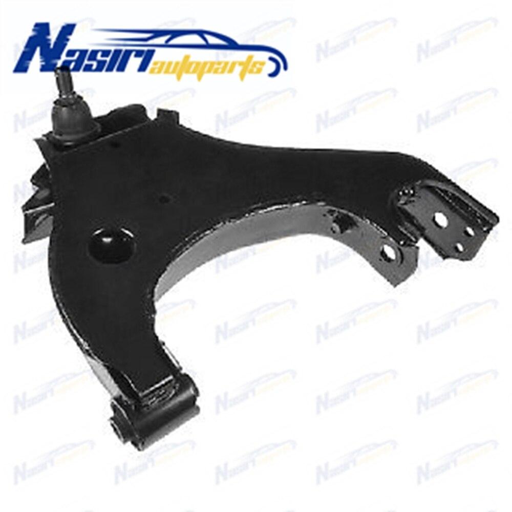 Lower Suspension Control Arm for Nissan Navara Pick-up D22 2.5 D 4WD #54501-2S686 starter motor for nissan navara d21 d22 td24 td25 td27 qd32 2 5l 2 7 3 2l diesel 23300 10t01