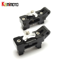 For Yamaha MT 07 MT07 2014 2015 Chain Adjuster With Bracket For Spool 5 Color For