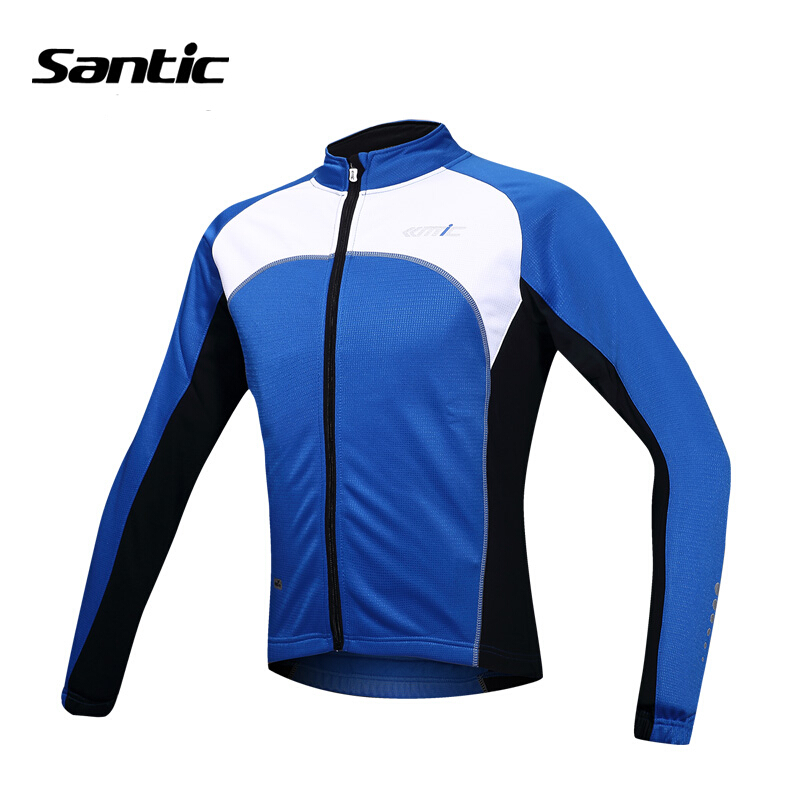 Winter fleece Mountai Cycling jacket jersey long-sleeved Bike Bicycle Team Clothing Cycl ...