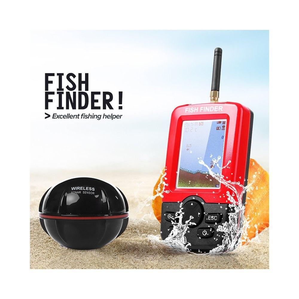 Fish Finder English Wireless Fish Finder Manufacturer Fish Finder an Upgraded Version of the FishfinderFish Finder English Wireless Fish Finder Manufacturer Fish Finder an Upgraded Version of the Fishfinder