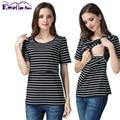 Emoção Mães Verão gravidez roupa de Maternidade amamentação tops maternidade T-shirt de enfermagem superior de enfermagem para mulheres grávidas