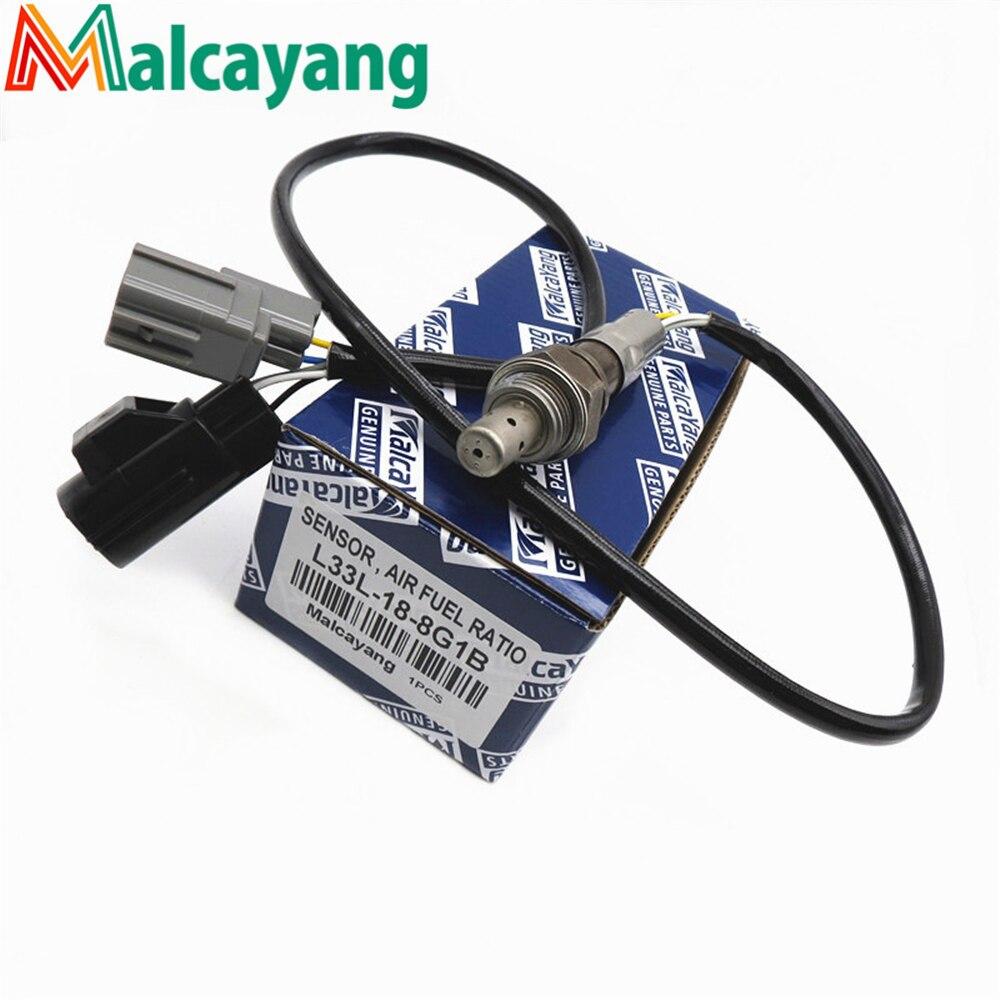 1Pc High Quality Oxygen Sensor Lambda Sensor for Mazda CX-7 2.3L L4 2007 2008 2009 L33L-18-8G1B-9U L33L-18-8G1B