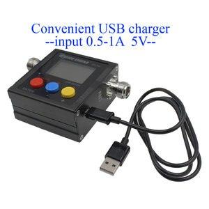 Image 5 - A versão mais recente surecom SW 102 125 525mhz vhf/uhf antena power & swr meterdigital vhf/uhf swr & power watt meter