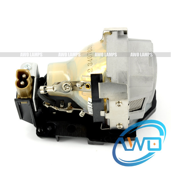 цена на 180 days warranty LT35LP Original bare Lamp with housing for LT35 Projectors